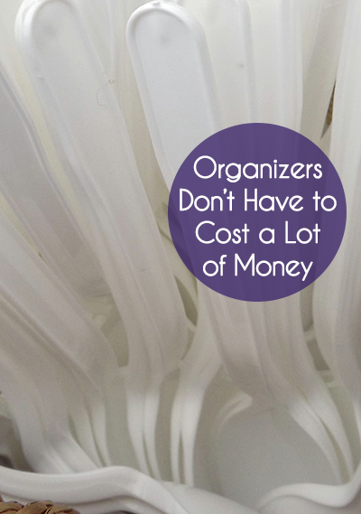 Organizers Don't Have to Cost a Lot of Money