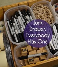 Junk Drawer: Everybody Has One